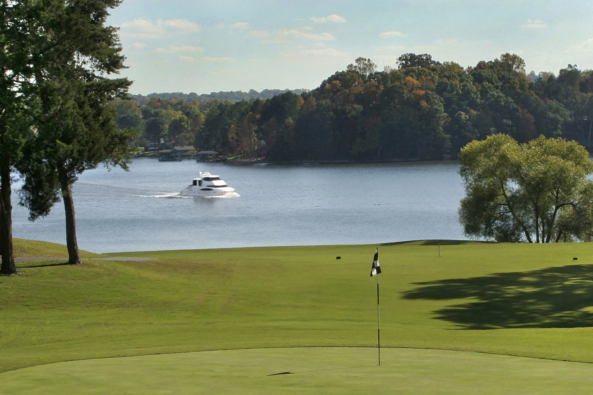 Tellico Village Golf Course - lakeside Real Estate Group - retire East Tennessee